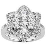 Right Hand Rings Diamond