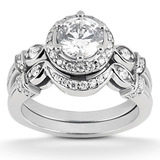 Round Diamond Engagement Rings