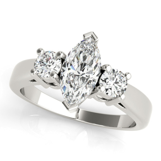 COLOR RINGS MARQUISE #83266