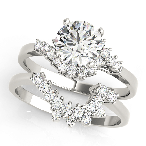 ENGAGEMENT RINGS BYPASS #50003-E