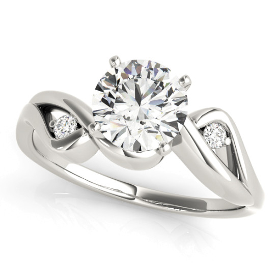 ENGAGEMENT RINGS BYPASS #50085-E