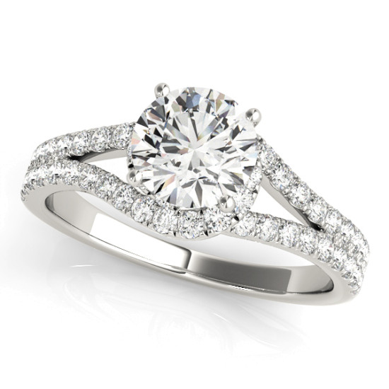 ENGAGEMENT RINGS BYPASS #50663-E