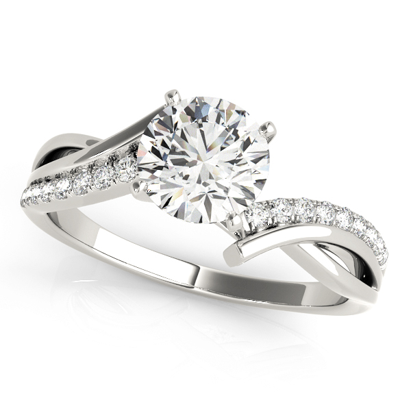 ENGAGEMENT RING #51063-E