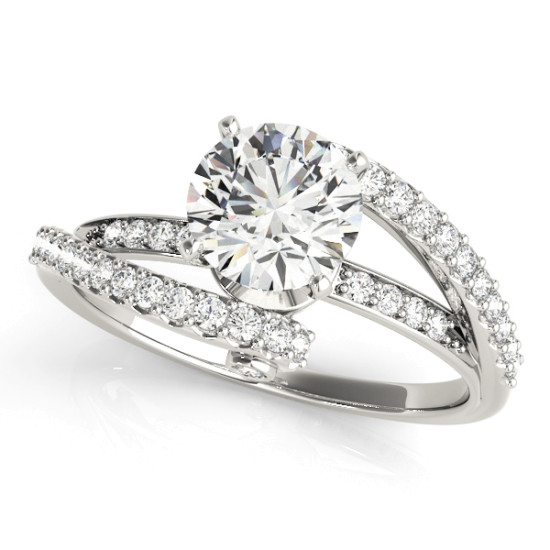 ENGAGEMENT RINGS BYPASS #83629