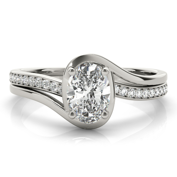 OVAL FASHION RING #85067