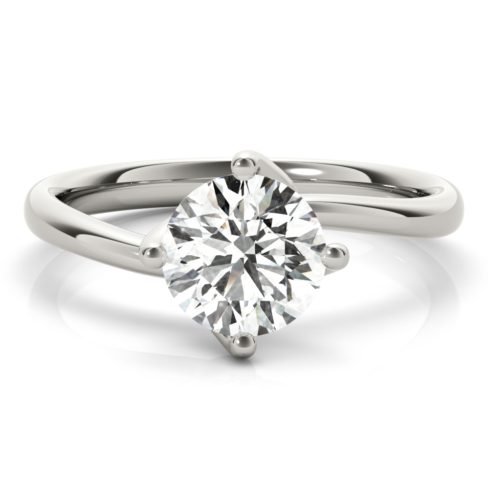 ENGAGEMENT RINGS SOLITAIRE #85120-1