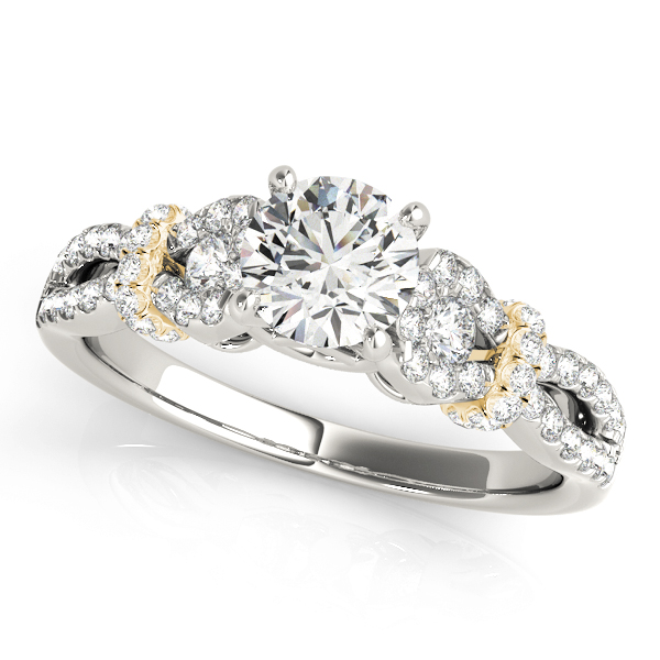 ENGAGEMENT RING #50996-E