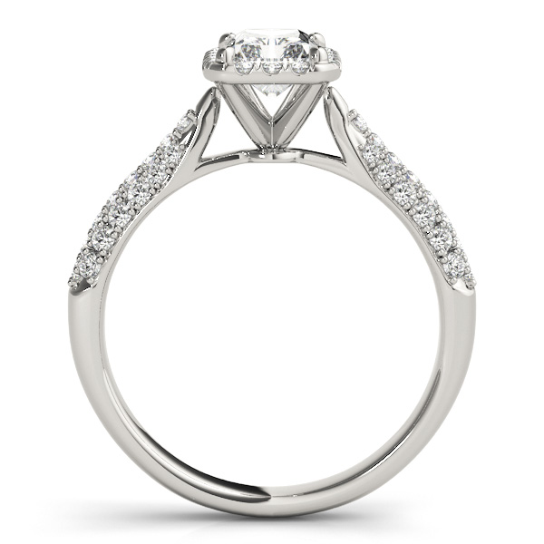 ENGAGEMENT RINGS MULTIROW #51012-E