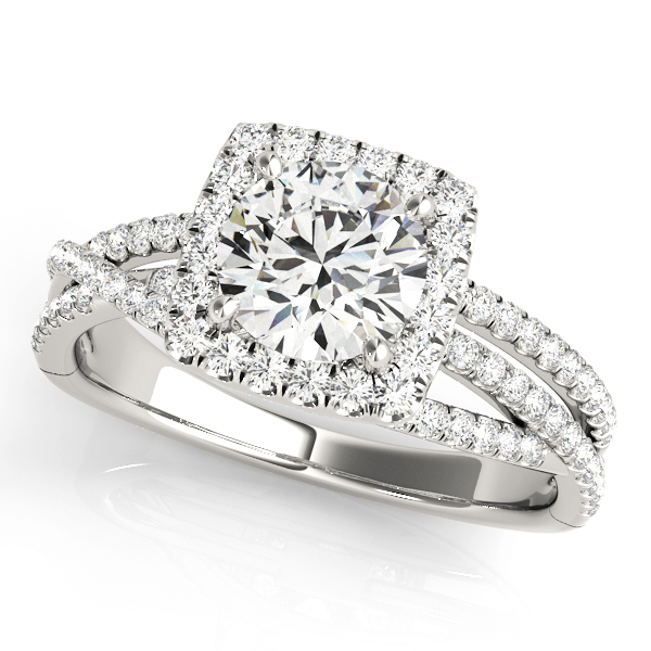 ENGAGEMENT RING #51017-E