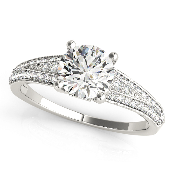 ENGAGEMENT RING #51060-E