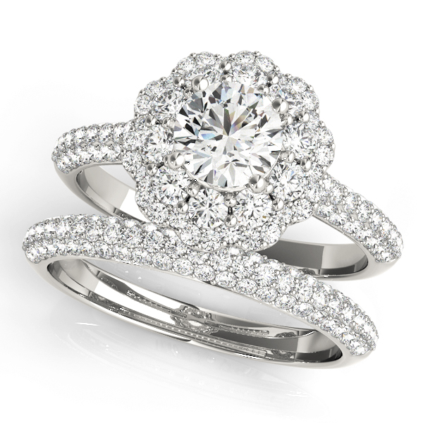 ENGAGEMENT RING #51056-E
