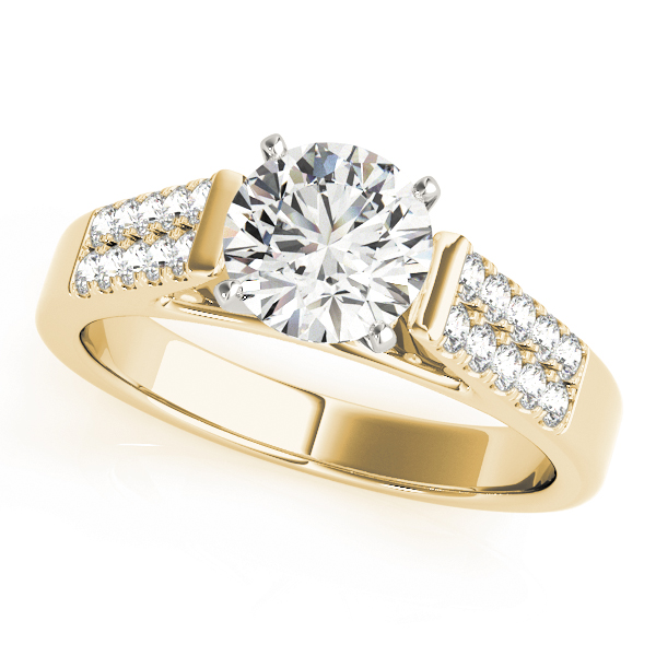 ENGAGEMENT RINGS PAVE #83250