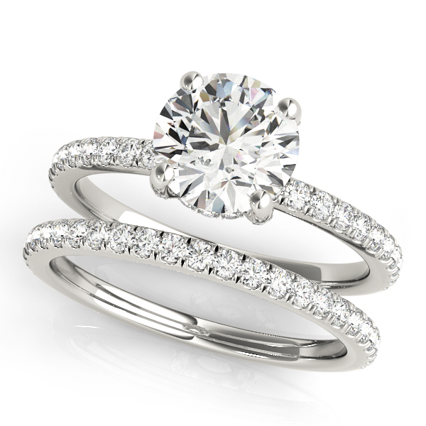 ENGAGEMENT RING #50981-E