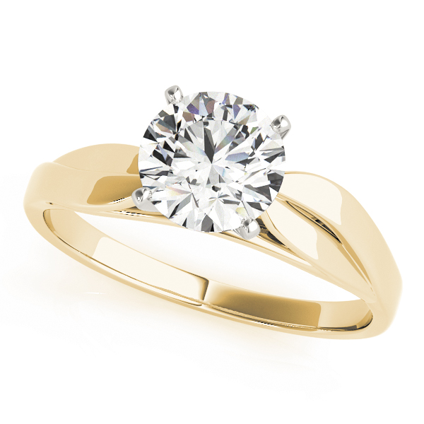 ENGAGEMENT RINGS SOLITAIRES #50009-E