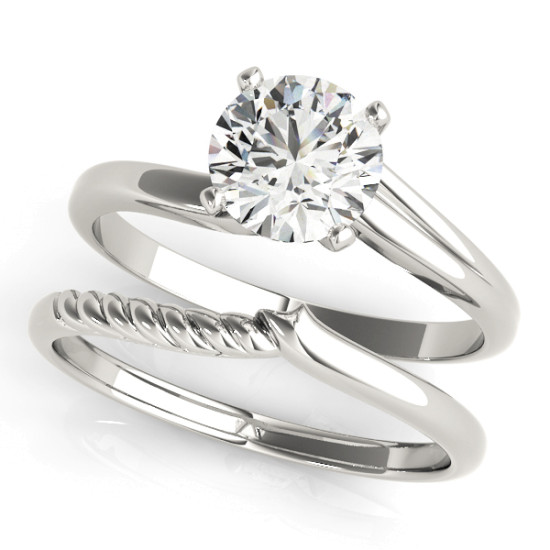 ENGAGEMENT RINGS SOLITAIRES #50078-E