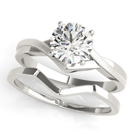 ENGAGEMENT RINGS SOLITAIRES #50083-E