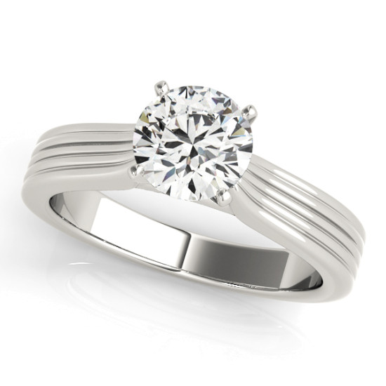 ENGAGEMENT RINGS SOLITAIRES #50413-E