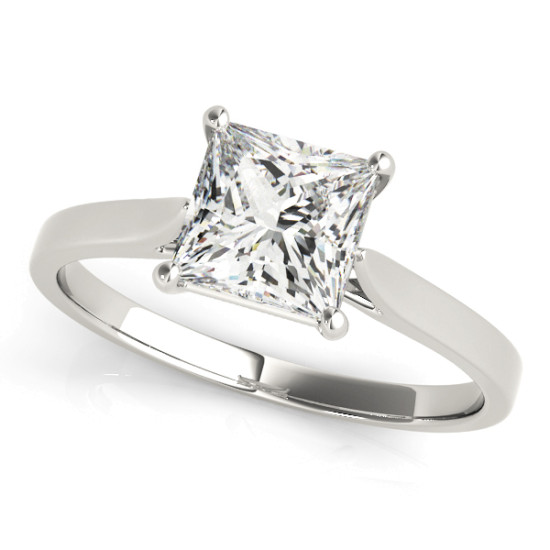 PC SOLITAIRE ENGAGEMENT RING #51090-E