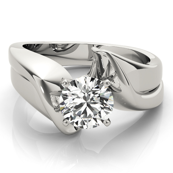 ENGAGEMENT RINGS SOLITAIRES ANY SHAPE #81992