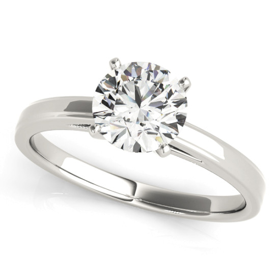 ENGAGEMENT RINGS SOLITAIRES ANY SHAPE #84357
