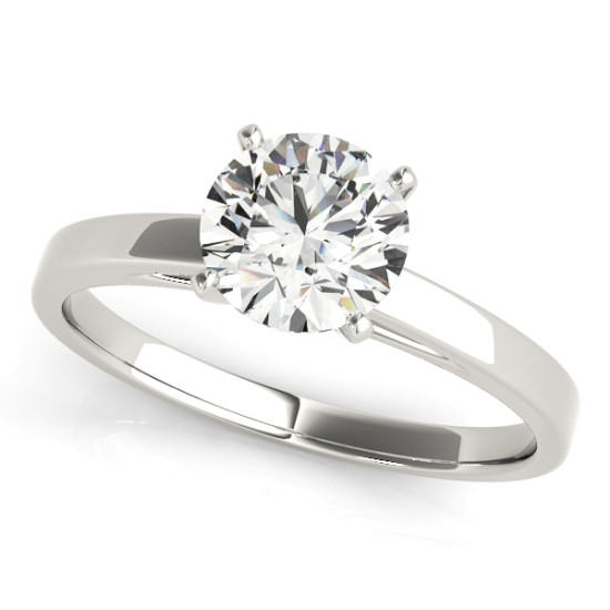 ENGAGEMENT RINGS SOLITAIRES #84376