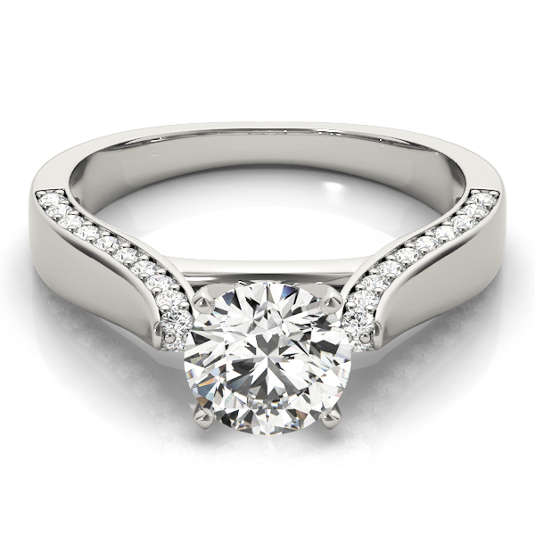 ENGAGEMENT RINGS REMOUNTS ANY SHAPE #84633