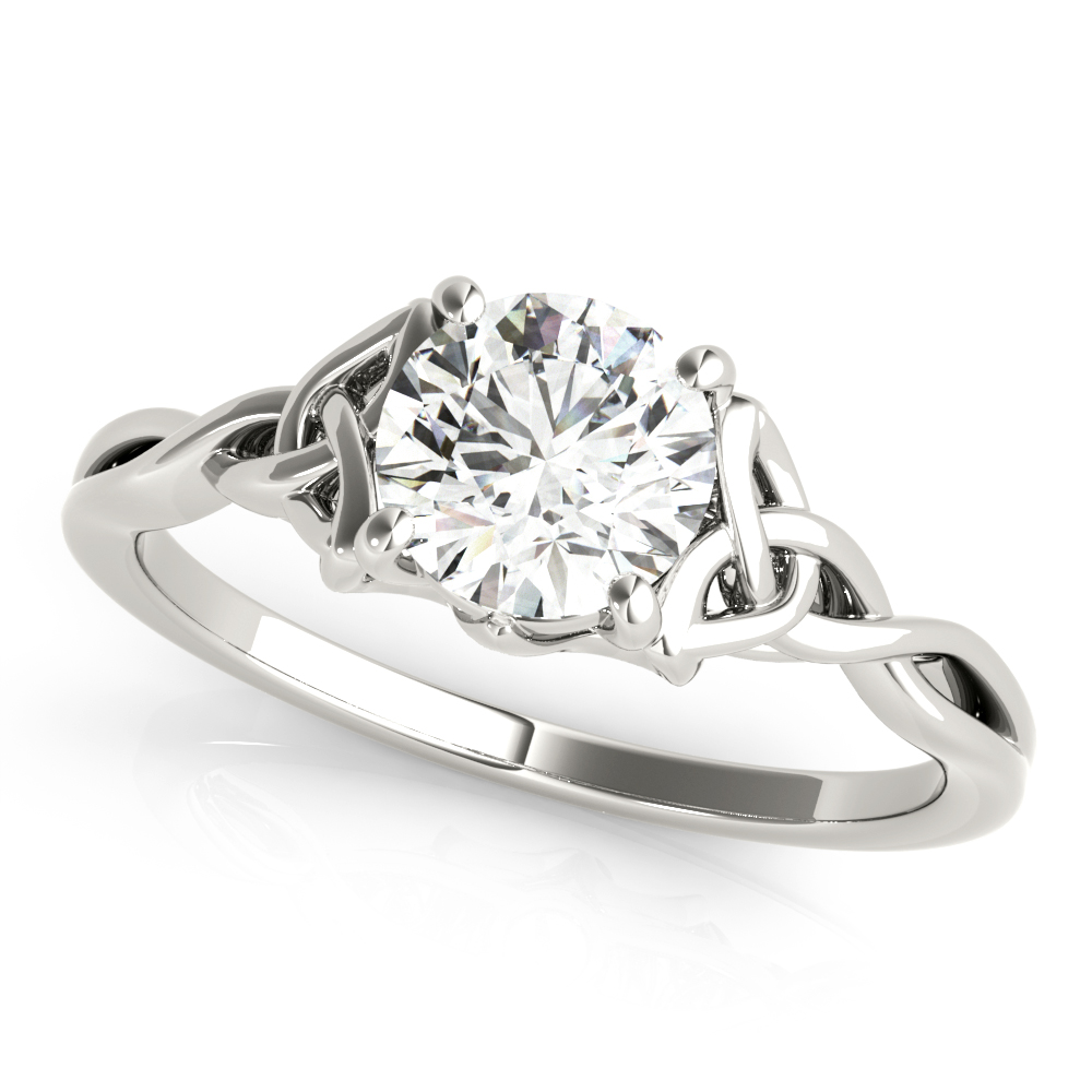 ROUND COLOR SOLITAIRE #85154