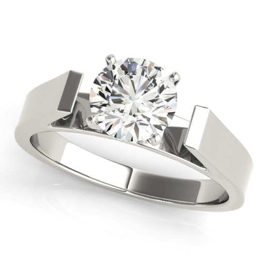 ENGAGEMENT RINGS SOLITAIRES #80178