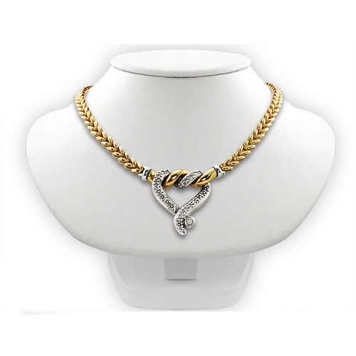 Necklaces 14k yellow gold Item ID: 932