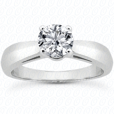 PLAT Interchangeable Heads Cut Diamond Unique Engagement Ring