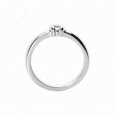14KP Fancy Rings 0.12 CT. Fancy Rings