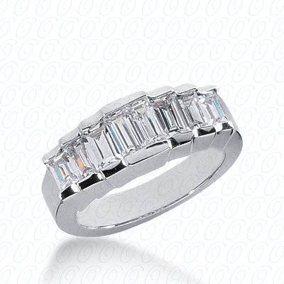 14KP Channel Set 1.58 CT. Baguette