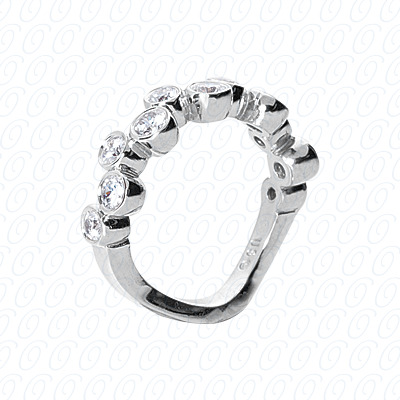 PLAT Fancy Rings 0.92 CT. Fancy Rings