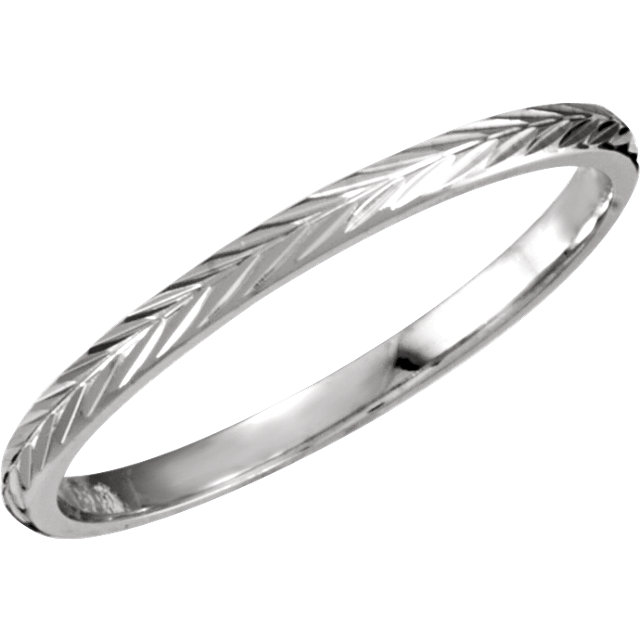 Black Immerse Plated Tungsten Band