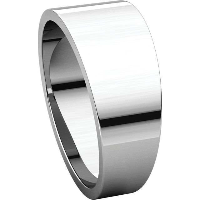 Stainless Steel Black Pvd Band