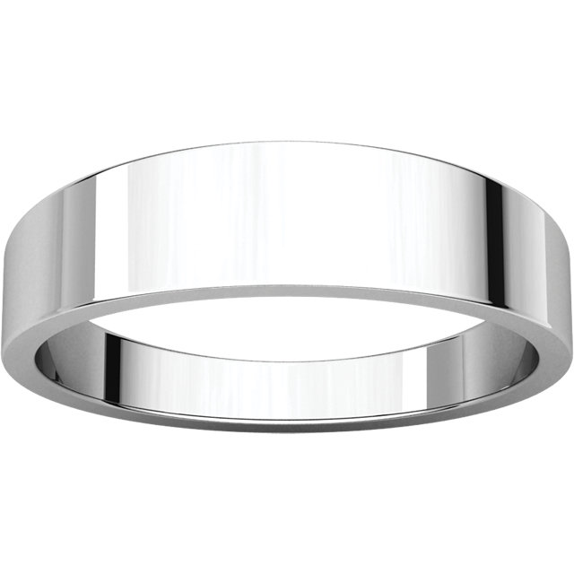 Flat Tapered Bands